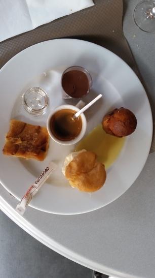 Café gourmand & Myrte