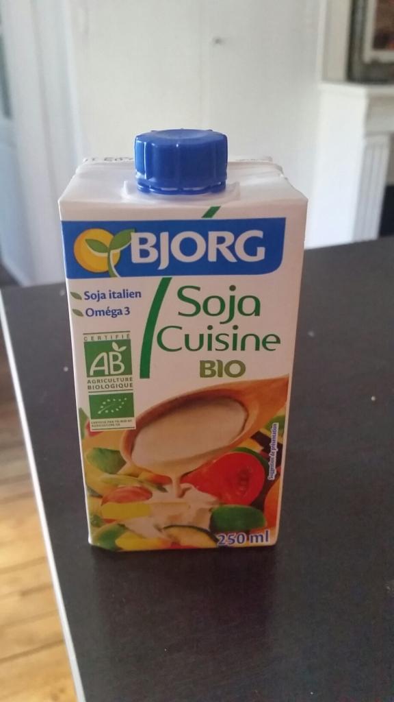 Soja Cuisine Bjorg